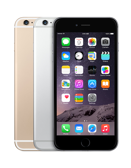 Apple iPhone 6S Plus [Options & Attributes]